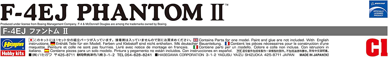 H-C01 Hasegawa 1:72 - 00331 F-4EJ Phantom II