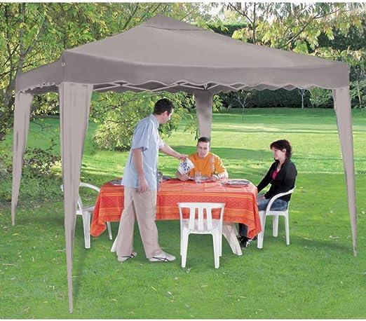 WerkaPro, color marrón, tamaño 3 x 3 m/Grammage 160 g, 123 x 19 x 20centimeters: Amazon.es: Jardín