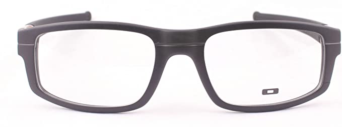 e9a74cb764 Image Unavailable. Image not available for. Colour  Oakley Panel Rx  Eyeglasses Frame Ox3153-0453 Black Bronze 53mm