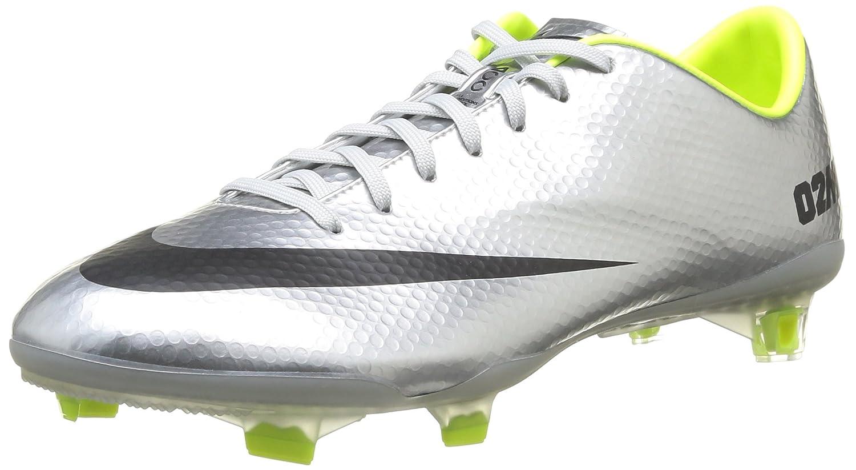 1670a3103 ... sale amazon nike mens mercurial vapor ix fg soccer cleat metallic  silver black volt 7 soccer