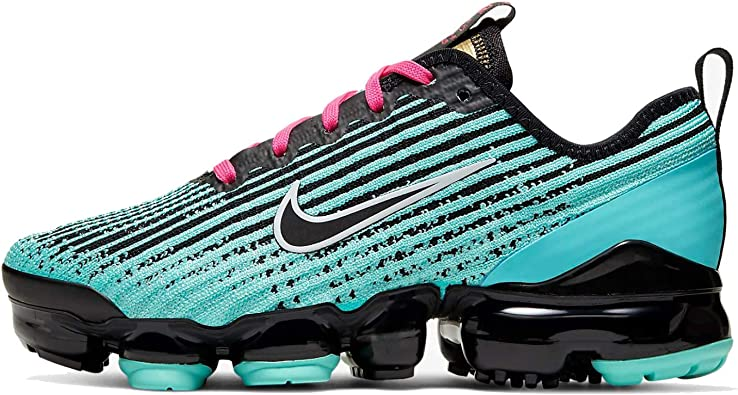 | Nike Girls' Big Kids Air Vapormax Flyknit 3