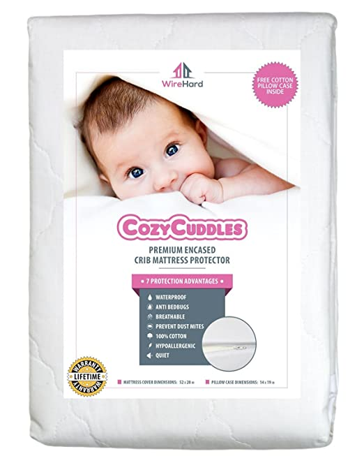 CozyCuddles WATERPROOF Crib Ma...