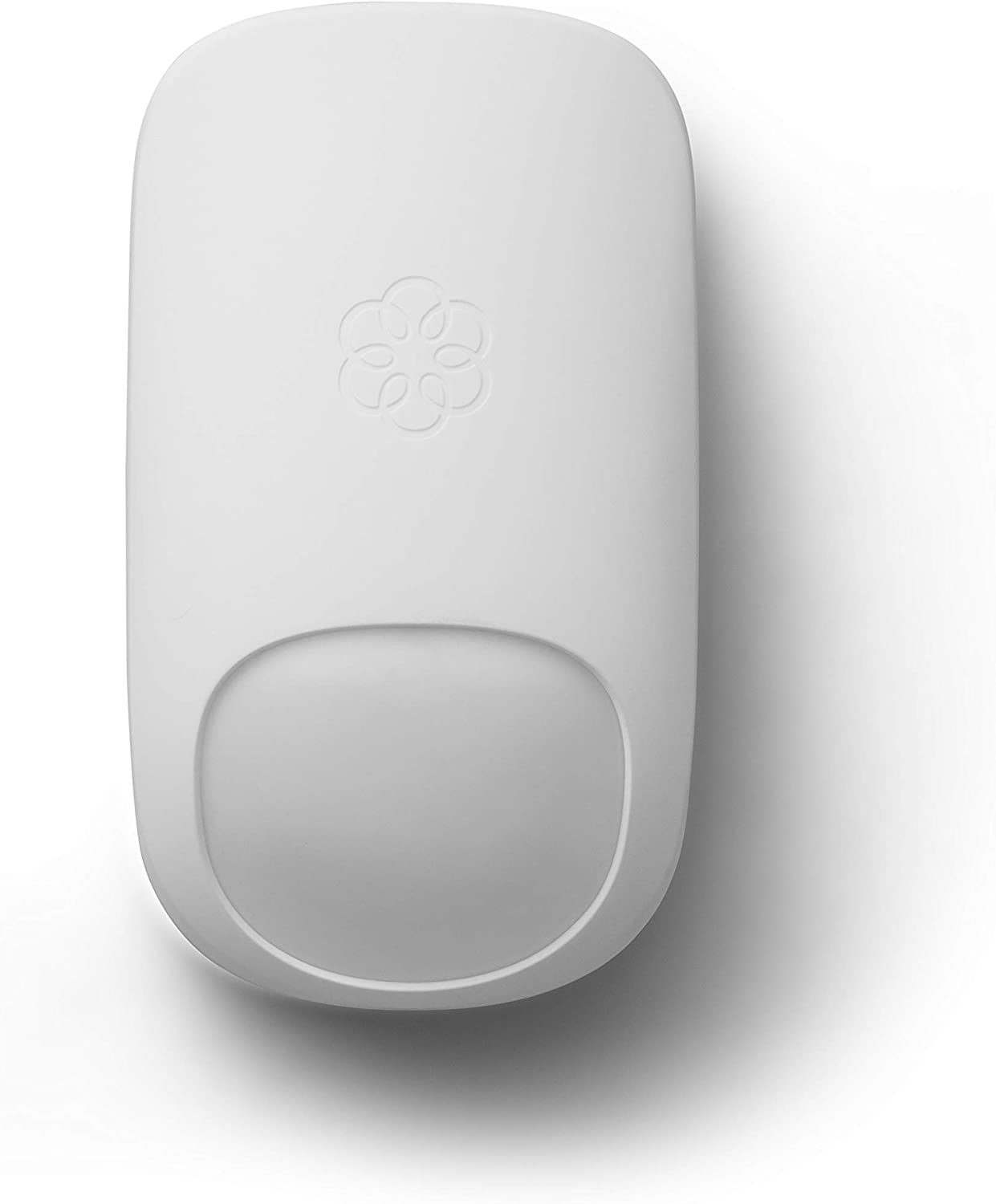 Ooma Motion Sensor, works with Ooma Smart Home Security. No contracts and free self-monitor plan. Optional professional monitoring, door/window, keypad, water sensor, and garage door sensor
