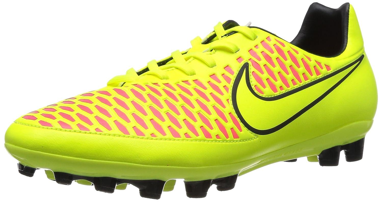 Nike Herren Fuszlig;ballschuhe  7.5|volt/volt-black-hyper punch