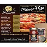 Chicago Pizza Subscription (12 Month Variety)