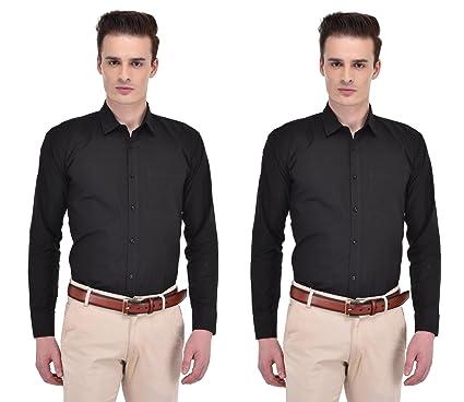 Ansh Fashion Wear Combo Of Formal Shirts For Men Professional Full