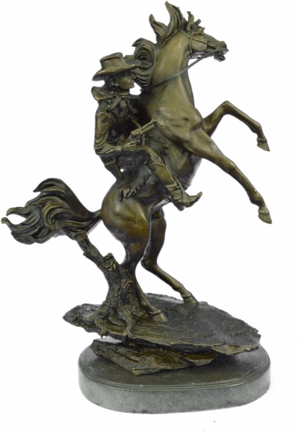 Rearing Horse Wildlife Statue Sculpture Figurine Ships Immediately JFSM INC