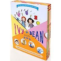 Ivy + Bean, Books 7-9