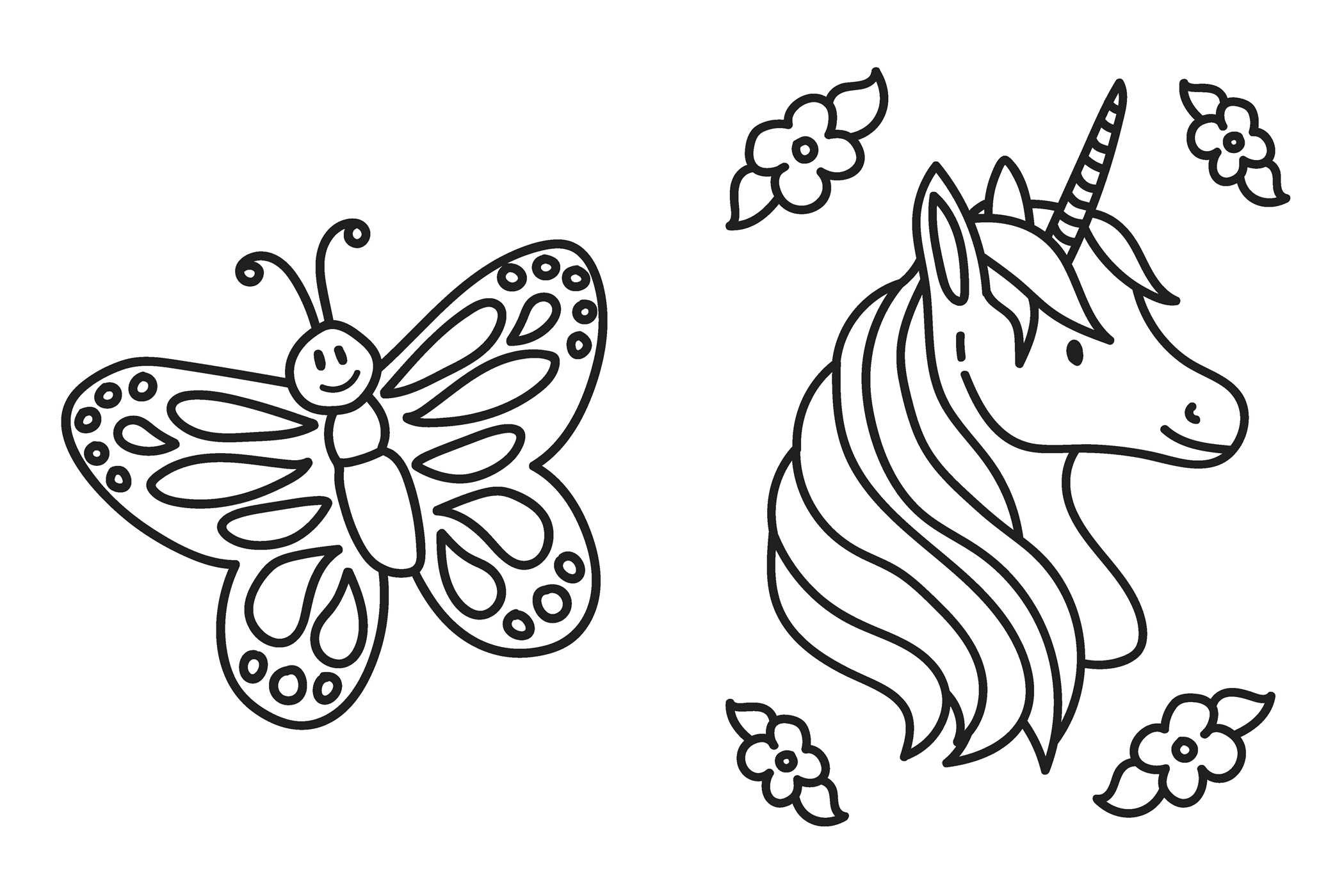 My First Big Book of Unicorns (My First Big Book of Coloring) 8
