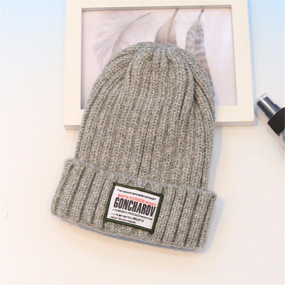 Womens elegante arrastrero caliente en invierno esquí Beanies Skullies tejidas Hat,HUISE,56-58cm.