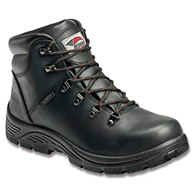 Avenger Work Boots 7296 Composite Toe Work Boots Mens Brown Lowest Price
