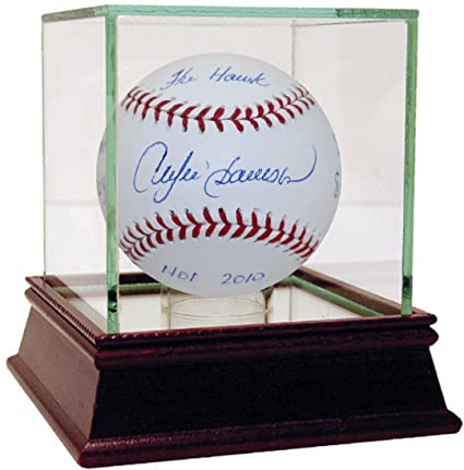 f016c24a422 Andre Dawson Signed MLB Baseball w