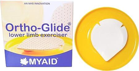 MYAID Ortho-Glide Knee Exerciser/Slider for Rehabilitation After Surgery