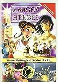 Amigos y héroes (Vol. 6, Ep. 12 & 13) [DVD]