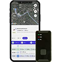 PRIMETRACKING Personal GPS Tracker - Mini, Portable, Track in Real Time - 4G LTE - with SOS Button - Locator Tracking Device - for Seniors, Kids, Cars, Vehicle, Bicycles, Spy Tracking, Travel