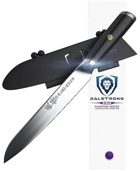 Dalstrong - Cuchillo multiusos de 5 pulgadas - Phantom ...
