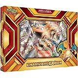 Pokémon - Jeux de Cartes - Produits Spéciaux - Charizard Ex Box (dracaufeu Ex) Anglais