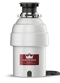 Waste King 1 HP Garbage Disposal