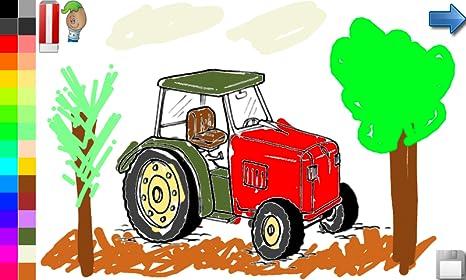 Coloring Book: the Farm!