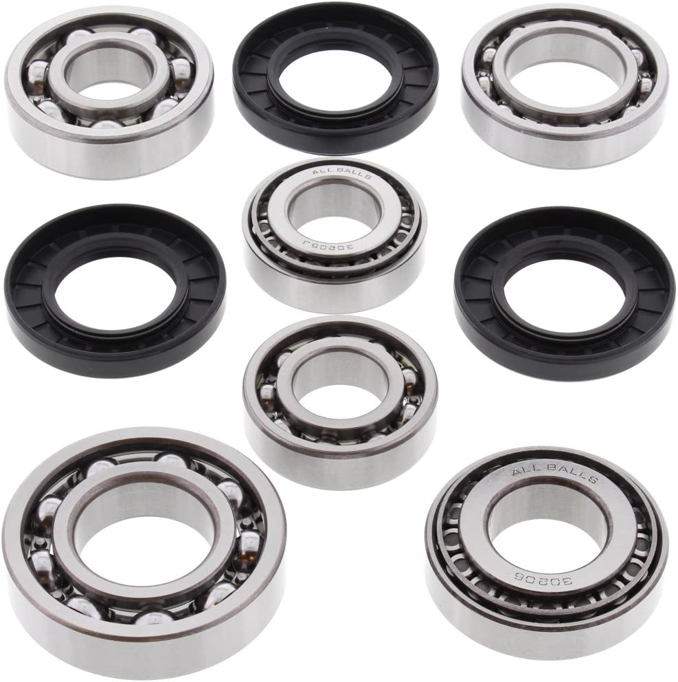 All Balls Differential Bearing and Seal Kit Front #25-2065 Polaris