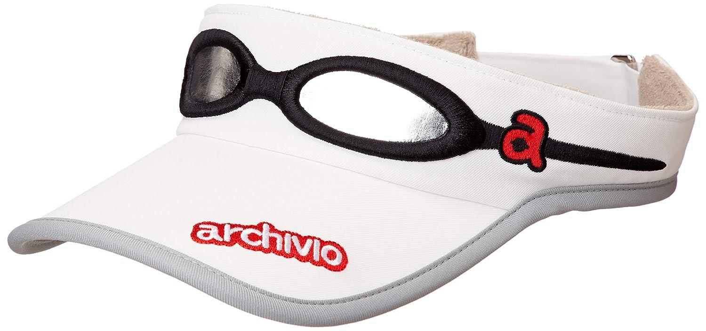 [アルチビオ] サンバイザー サンバイザー アルチビオ A850406 日本 00 (FREE サイズ) 090(ホワイト) B07P72QMCJ