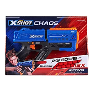 ZURU X-Shot 36282 Toy, Blue