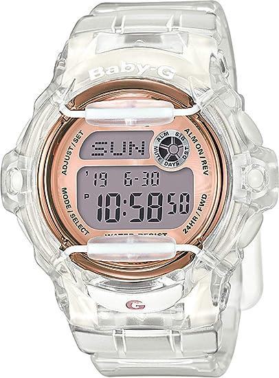 Casio Baby-G BG-169G-7BDR- Reloj de Pulsera para Mujer,