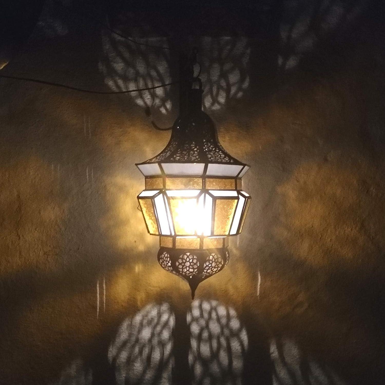 Marrakesch Mehdi - Lámpara de techo de estilo marroquí para ...