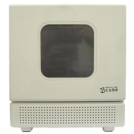 iwavecube iw600sil 600 Personal Escritorio microondas horno ...