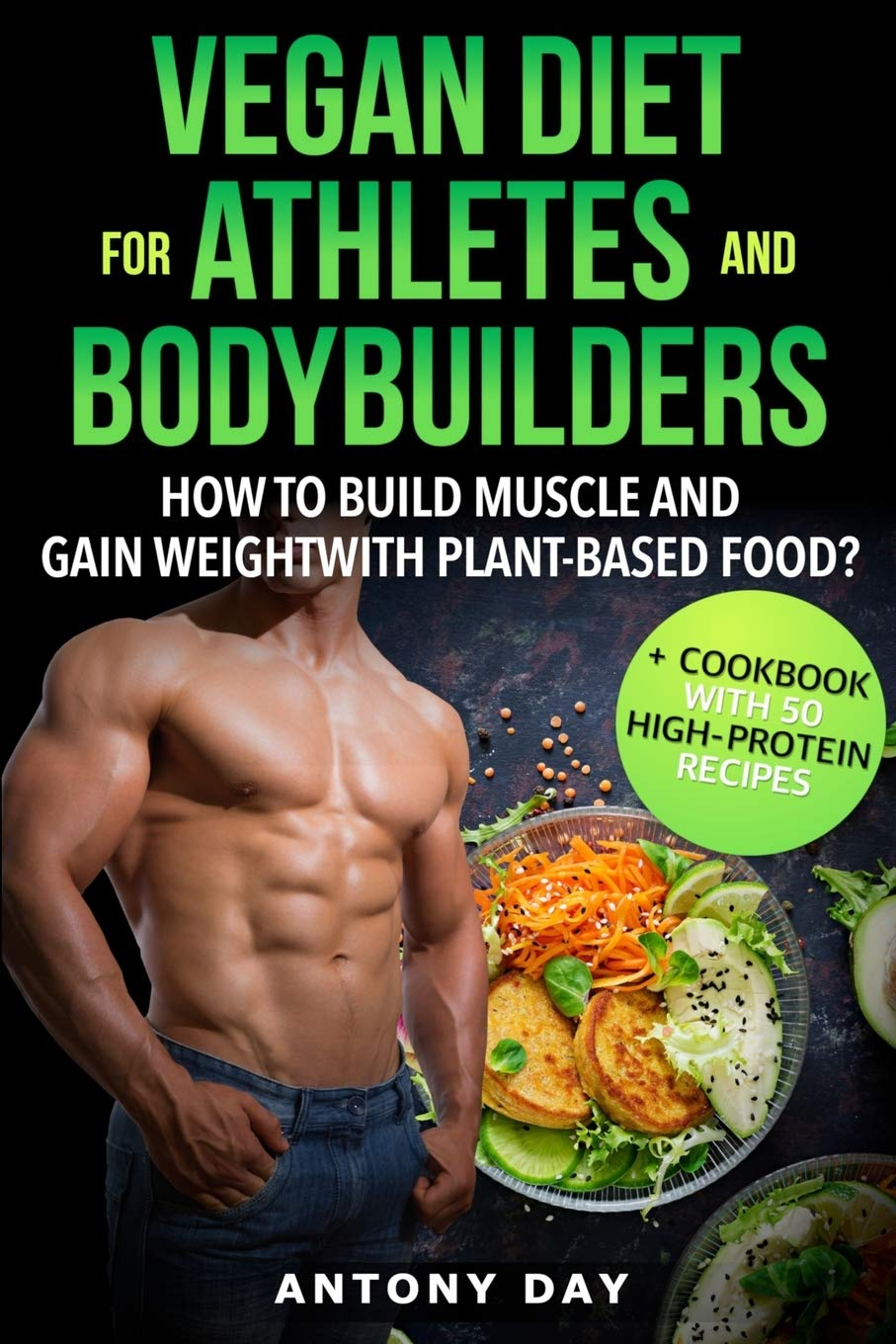 build muscle with vegan diet