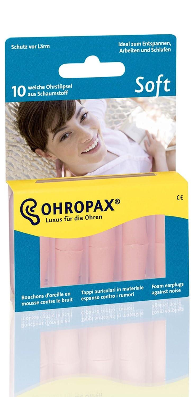 2/confezioni da 10 Ohropax