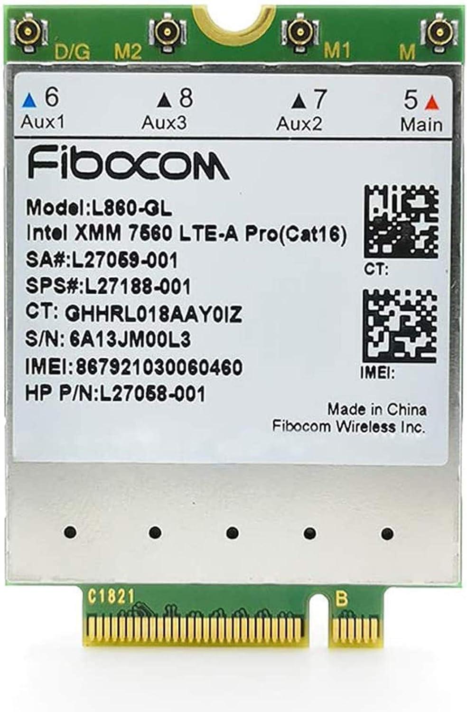 Mqupin Fibocom 4g Lte Card Module Wireless Network Computers Accessories
