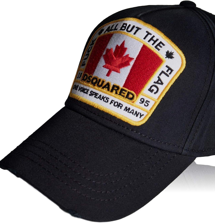 Dsquared2 Gorra | Genuine B-Quality Trendy Baseball Hat For Men ...
