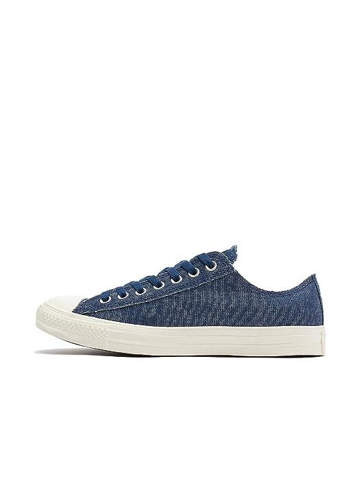Converse Chucks Chuck Taylor All Star Low Top Ox Sneakers Damen Blau