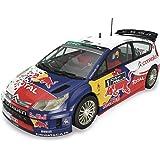 "Scalextric Original - Citroën C4 WRC ""Hybrid"" Loeb - coche slot analógico (A10117S300)"