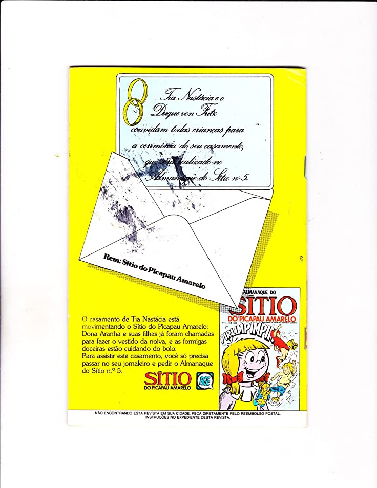 Amazon.com: Riqinho No 139 -1978 - Brazilian Richie Rich -