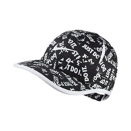 7f3a92483dd Amazon.com  Nike Girls Dri Fit Featherlight Cap  Clothing