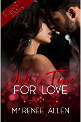 Just In Time For Love: A BWWM Friends To Lovers Romance (Love Bites Book 2) Kindle Edition