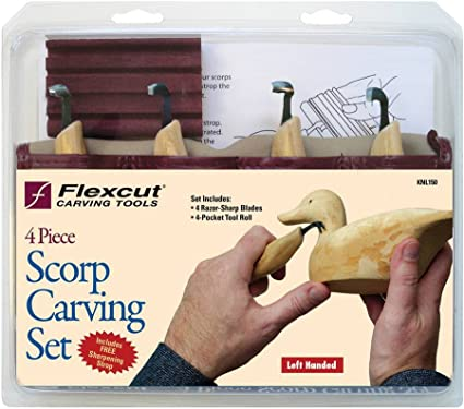 3//16 Flexcut Right-Handed Scorp