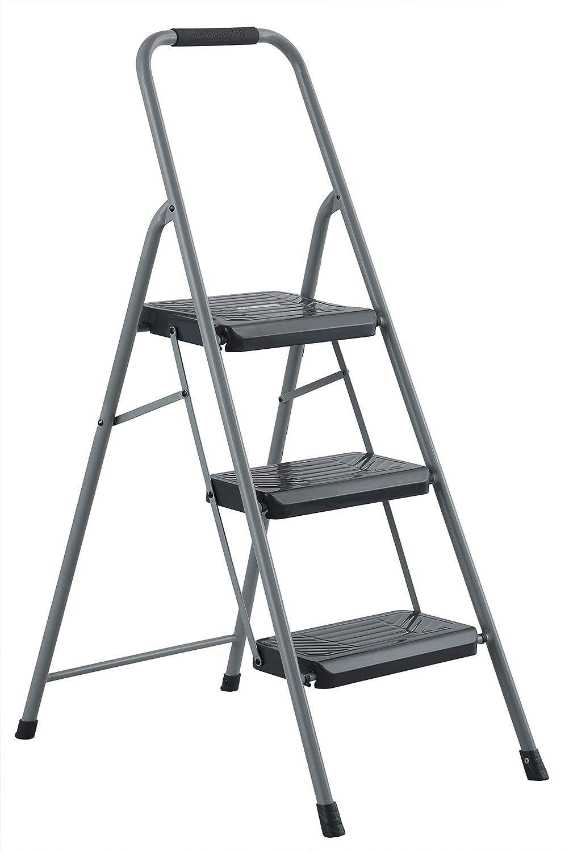 Black & Decker, BXL4360-03, Household Step Stool, 3 Steps, 18-1/2 in W