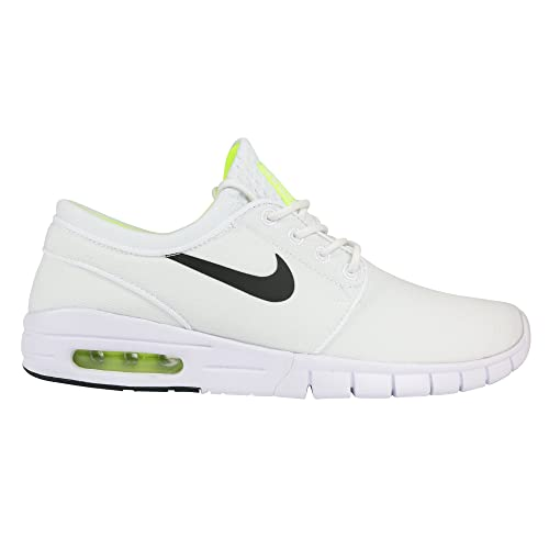 Nike Stefan Janoski Max, Scarpe da Skateboard Donna, Blanco ...