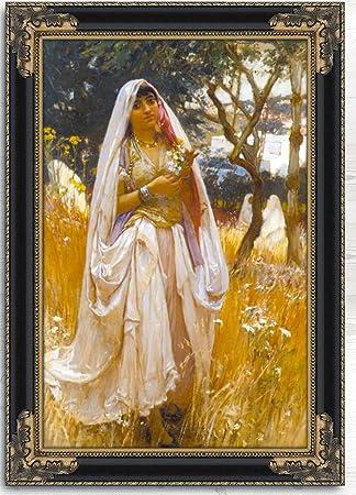 Amazon Young Moorish Woman by...