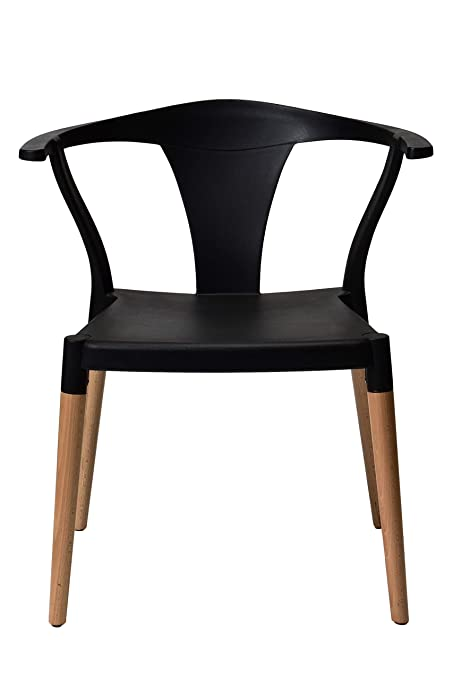 Excellent Amazon Com Commercial Seating Products Cdpw1001 Zsfp Bk Dailytribune Chair Design For Home Dailytribuneorg