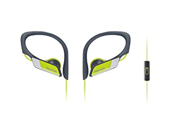 Panasonic RP-HS35ME-Y - Auriculares Deportivos (Impermeable, Uso ...