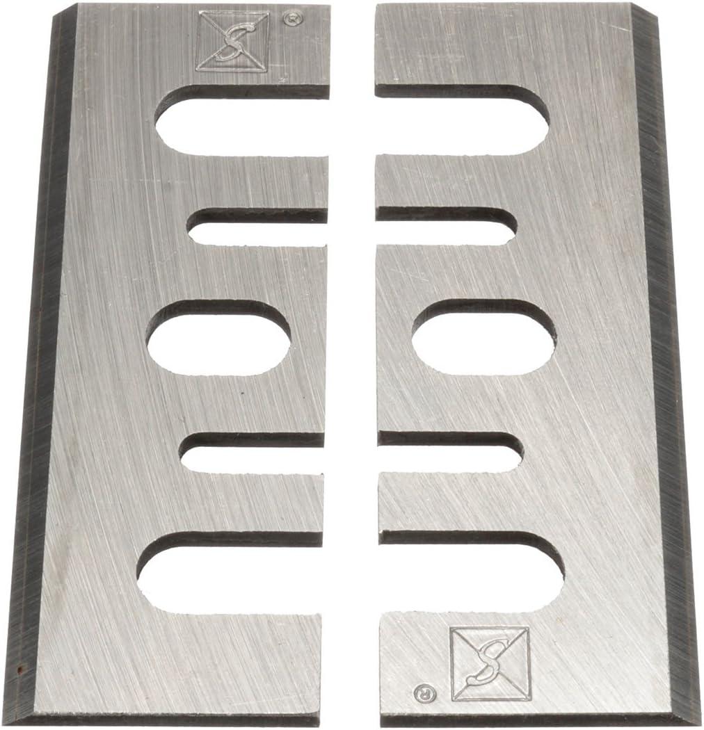 LMIAOM 82mm HSS Hobeln Hobelmesser Ersatz f/ür Makita Hitachi Ryobi Wolf Hardware-Zubeh/ör DIY-Tools