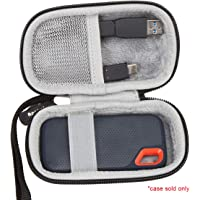 Aproca Hard Travel Case Bag Compatible SanDisk 500GB 250GB 1TB 2TB Extreme Portable SSD