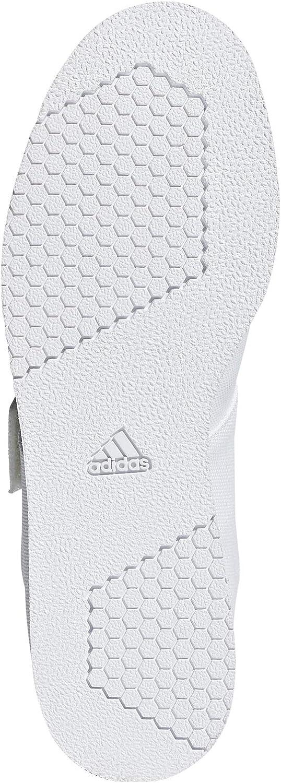 adidas Chaussures Athlétiques Blanc/Noir