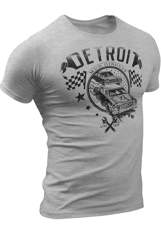 mud circuit t shirt by detroit rebels mens vintage racing carBasic Circuit Tshirts Men39s Tshirt #8
