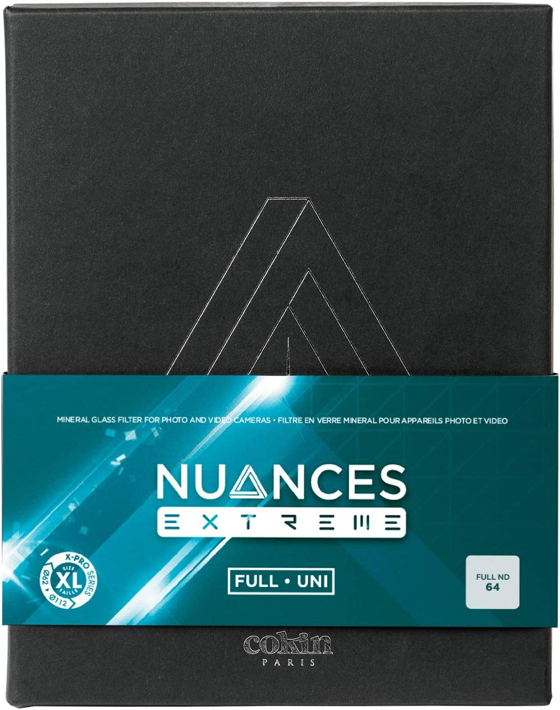 Cokin X-Pro Series Nuances Extreme Full ND 64 6 Stop Glass Filter