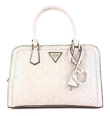 Guess LYRA SMALL GIRLFRIEND SATCHEL Handtaschen damen Beige